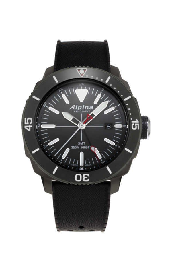 SEASTRONG GMT DIVER 300 44 mm