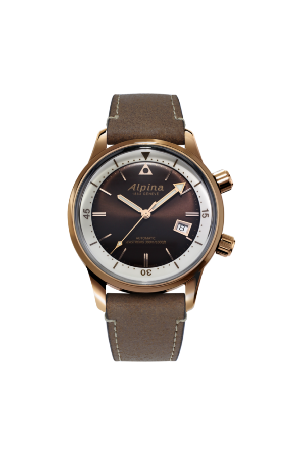 SEASTRONG DIVER 300 HERITAGE 42 mm
