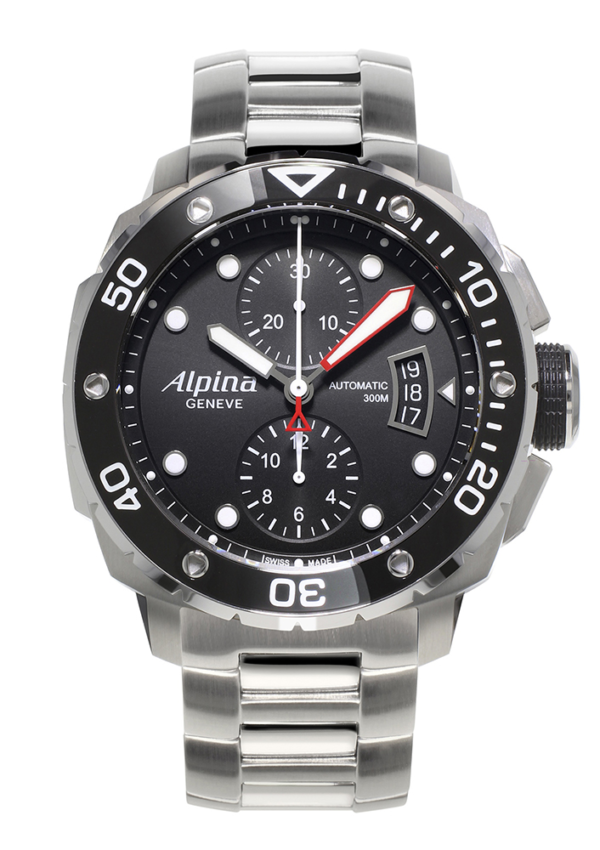 SEASTRONG CHRONOGRAPH DIVER 300 44 mm