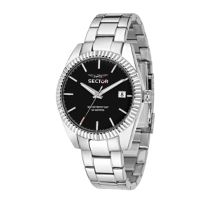 240 Collection 41 mm Sort skive