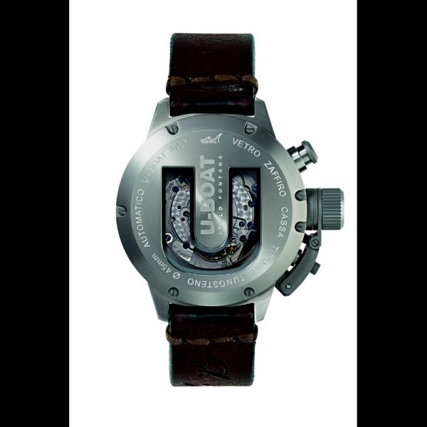 CLASSICO 45 mm Titanium/Tungsten