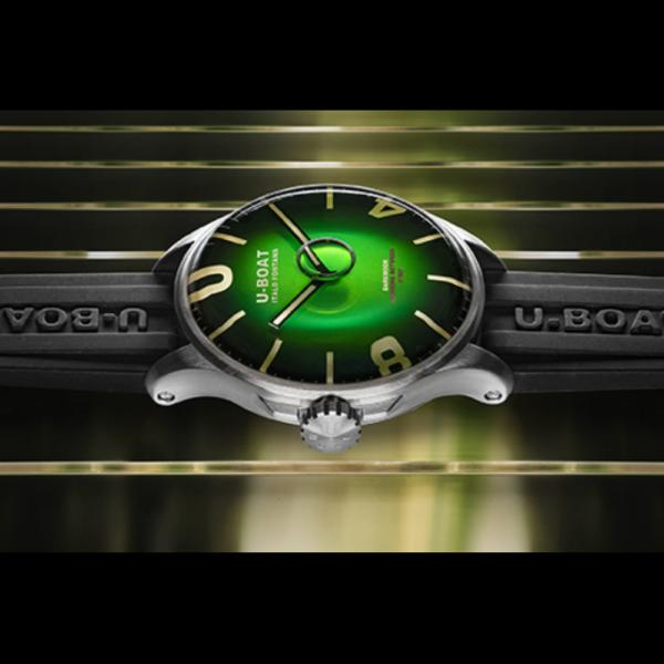 DARKMOON 44 mm Grøn